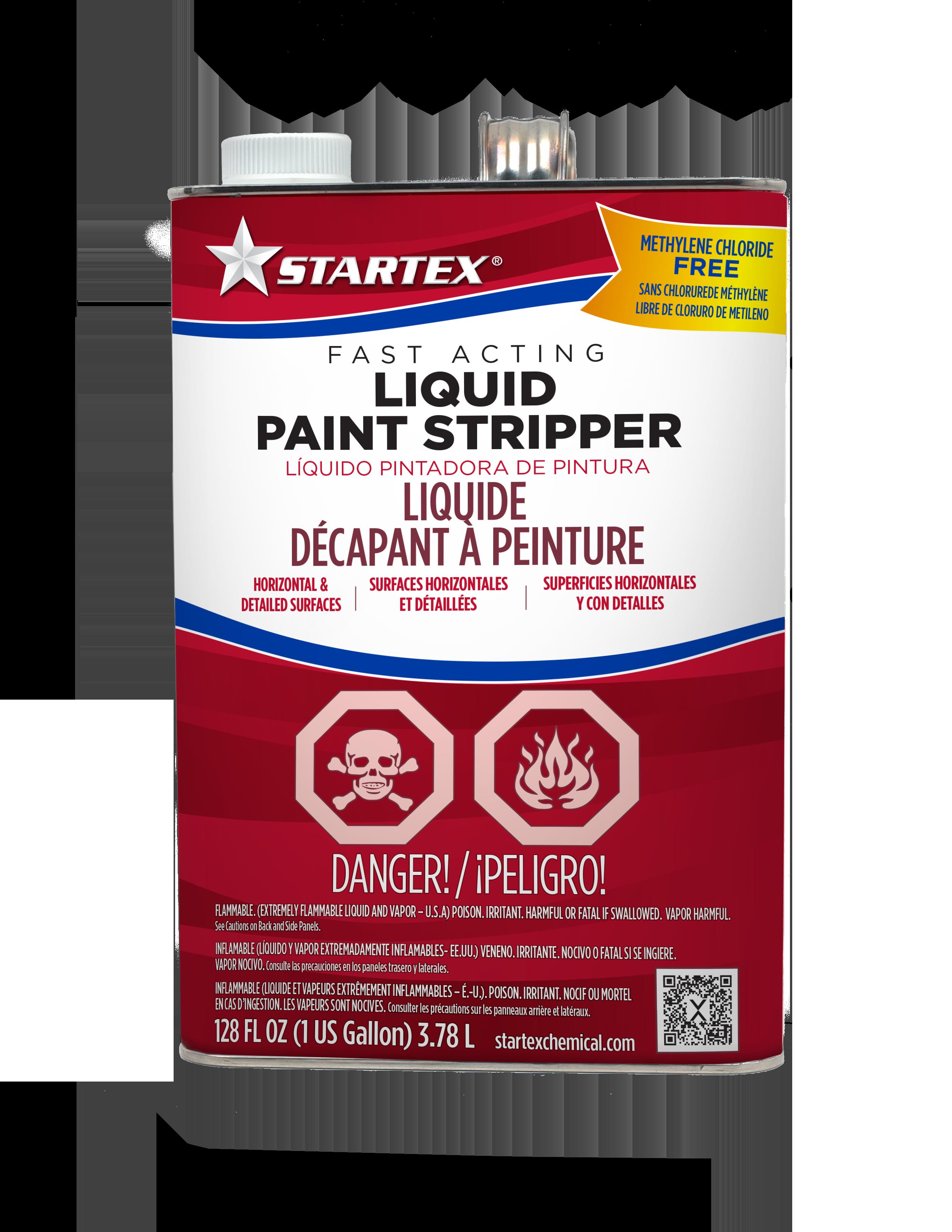 one gallon methylene chloride free liquid paint stripper